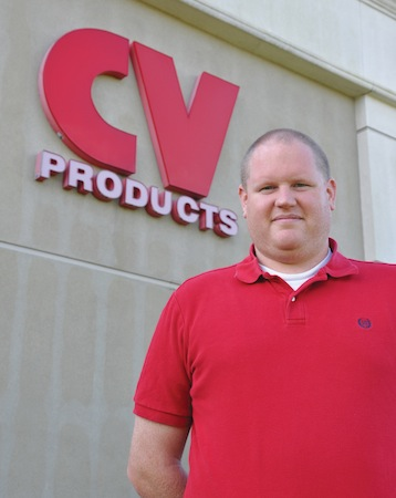 Josh Powers CV Products