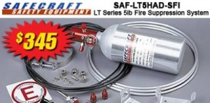 Safecraft Model LT5 fire extinguisher