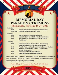 Thomasville-NC-Memorial_Day-2013