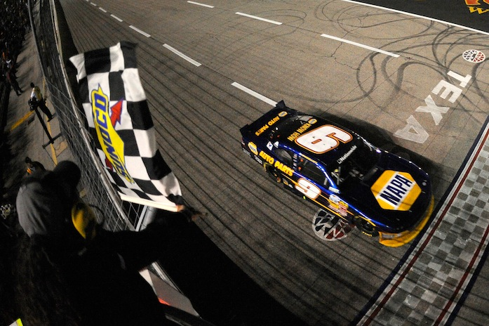 Chase Elliott Wins Nationwide Race